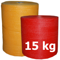 Raschel Bags on rolls 15 kgs