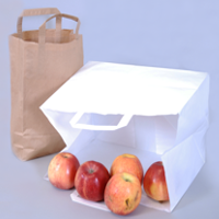 Paper pouches fruits&vegetable