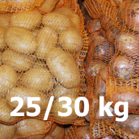 Raschel Bags single 25 kgs