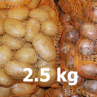 Raschel Bags single 2.5kgs